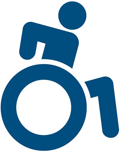 Variante für das neue Rollisymbol